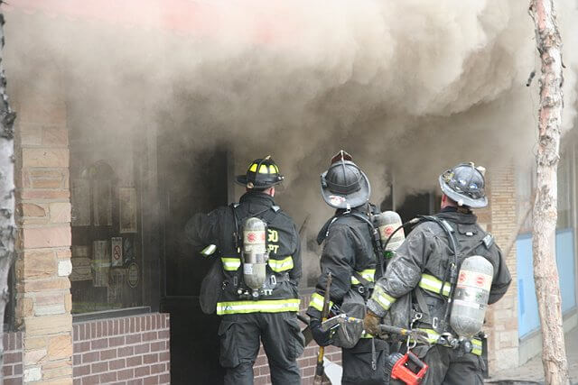Fireground Leadership Inside The American Firefighter