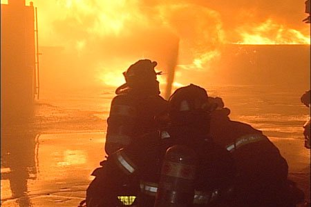 The Realm of Risk: Surviving The Fire Ground