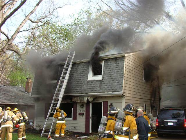 Fire Behavior and Tactics In The Modern Single Family Dwelling: BC Marty Coomes LFD