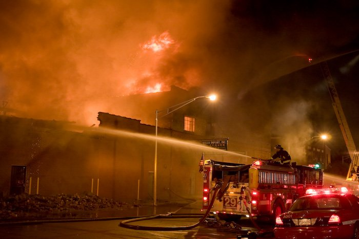 Leadership On The Battlefield In Structural Firefighting: Developing Leadership On and Off The Fireground